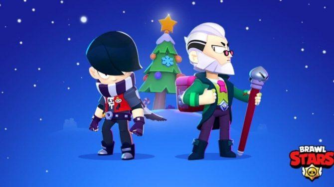 Brawl Stars два новых бойца: Байрон и Эдгар